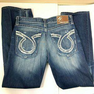 Big Star Pioneer Boot Cut Men Jeans 36L